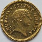 THIRD GUINEAS 1804  GEORGE III GEORGE III 2ND HEAD SMALL SCRATCH ON OBVERSE