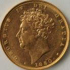 SOVEREIGNS 1830  GEORGE IV GEORGE IV