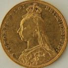 SOVEREIGNS 1892  VICTORIA JUB HD MELBOURNE