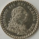 ONE SHILLING & SIXPENCE 1811  GEORGE III DRAPED BUST