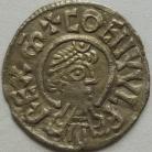 KINGS OF MERCIA 796 -821 COENWULF Penny GRIII + IV portrait type canterbury oba moneta  FULL FLAN