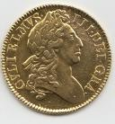 GUINEAS 1701  WILLIAM III WILLIAM III 2ND BUST NARROW CROWNS S3463 BRIGHT APPEARANCE