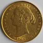 SOVEREIGNS 1862  VICTORIA AUSTRALIA SYDNEY