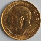 SOVEREIGNS 1922  GEORGE V PERTH