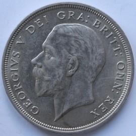 CROWNS 1928  GEORGE V WREATH TYPE