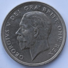 CROWNS 1930  GEORGE V WREATH TYPE