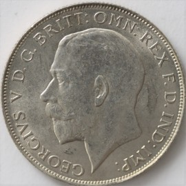 FLORINS 1923  GEORGE V